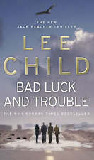Bad Luck and Trouble by Lee Child Book | NEW Free Post AU
