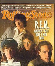 #514 DEC 3 1987 ROLLING STONE vintage music magazine --  R.E.M.