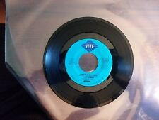 1988 EXC RARE Billy Ocean Colour Of Love / It's Never Too Late To Try 9707 45