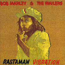 B MARLEY & THE WAILERS, RASTAMAN VIBRATION, 2 x SHM-CD, JAPAN 2010, UICY-94591/2