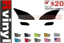 Smoke Rvinyl Rtint Headlight Tint Covers for Lexus RX 2010-2015