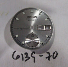= New Silver Dial made for 6139 Seiko Water70mResist Chronograph Automatic