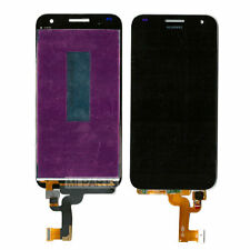 "HUAWEI ASCEND G7 Nero COMPLETE LCD SCREEN Digitizer TOUCH Lente PAD 5.5"" Pollice"