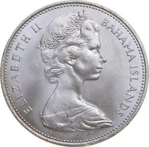 Better - 1966 Bahama Islands 2 Dollars - TC *459