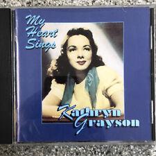 Kathryn Grayson My Heart Sings CD