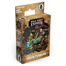 Wild West Exodus The Order - Order Tumbler