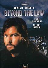 Beyond the Law DVD Region 1