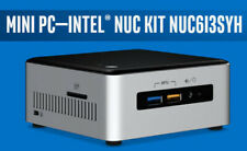 Intel NUC Mini PC Desktop NUC6i3SYH i3-6100U 6th Gen 8GB RAM 240GB SSD WiFi HDMI