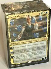 ***Adaptive Enchantment*** Sealed Commander 2018 Estrid EDH Deck - Magic Cards