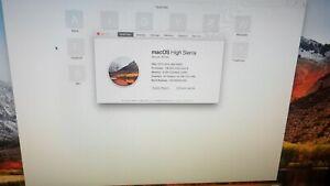 Apple iMac 21.5 inch, mid-2010 3.6 GHz Intel Core i5, 8GB RAM, 1 TB SS HDD