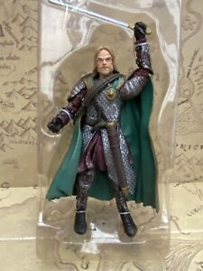 LORD OF THE RINGS MINT & LOOSE ACTION FIGURE - GAMLING IN ROHAN ARMOUR