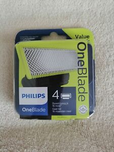 Pack 4 Lames Philips OneBlade QP240/50