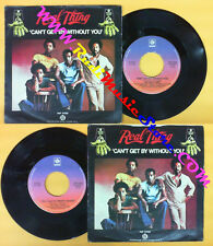LP 45 7'' REAL THING Can't get by without you Money maker 1976 PYE no cd mc dvd*