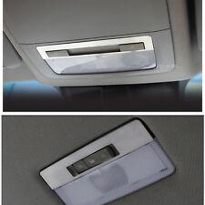 Stainless Reading light decoration trim 2pcs For Chevrolet Cruze 2009 -2013 2014