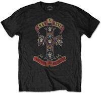 Guns N' Roses 'Appetite For Destruction' (Packaged) T-Shirt - NEW & OFFICIAL!