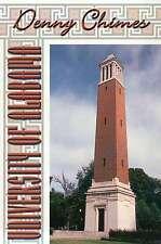 The Denny Chimes, University of Alabama, Tuscaloosa, Alabama --- Postcard