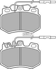PD7 FRONT Brake Pads To Suit 205 1.6 PETROL