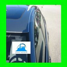 2001-2005 VW VOLKSWAGEN PASSAT CHROME ROOF TRIM MOLDINGS B5 B5.5 2002 2003 2004