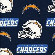 Barbeque Apron made with San Diego Chargers NFL Football Cotton Fabric BBQ Grill