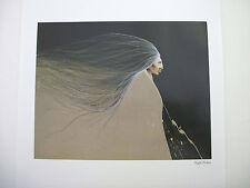 "Frank Howell ""Night Echoes"" Print Native American Indian Art Southwest Art"