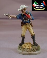 54mm 7th Cavalry G.A. Custer  Little Big Horn Resin Kit