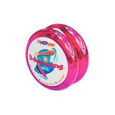NED Boomerang Yo Yo - Pink - The NED Show