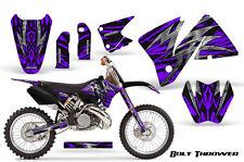 KTM 2001-2002 EXC 200/250/300/350/400/520 and MXC 200/300 GRAPHICS KIT BTPR