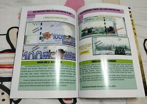 Malaysia Error Print Banknotes Reference Book Wang Kertas Salah Cetak Catalog