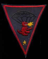 US Army MACV SOG Nevada Recon Team Patch HM-1