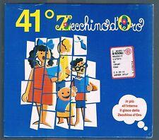 41° ZECCHINO D'ORO 1998 PICCOLO CORO DELL'ANTONIANO CD+BOOKLET F.C. SIGILLATO!!!