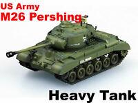 Easy Model 1/72 US M26 M26E2 Pershing Heavy Tank Finished Plastic Model #36202