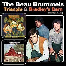 THE BEAU BRUMMELS - TRIANGLE/BRADLEY'S BARN NEW CD