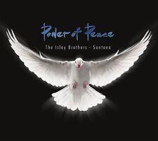 Power of Peace [Digipak] by Santana/The Isley Brothers (CD, Jul-2017, Legacy)