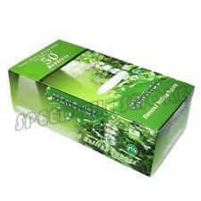 Juego de 3 filtros para t/é JDD silicona, con mango largo y tamiz para hojas de t/é, hierbas, etc, silicona de grado de comida, cuello largo 3 colores
