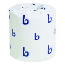 Boardwalk Bathroom Toilet Tissue Paper Rolls,6 Individual Wrapped Rolls,088-6180