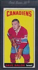 1964/65 Topps #037 Dave Balon Canadiens EX *79