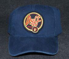 The Simpsons Duff Beer Baseball Cap 2005