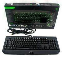 Razer BlackWidow Ultimate Elite Mechanical Gaming Keyboard RZ03-00384600-R3U1