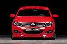 Rieger Frontspoilerlippe für Opel Astra H GTC