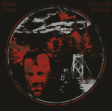 ROYAL CREAM BIG WORDS SMALL TALK BELUGA RECORDS LP VINYLE NEUF NEW VINYL RED