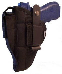 Side Holster for Smith & Wesson M & P Compact OWB Belt holster by Protech