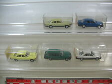L58-0,5# 5x Wiking H0, Mercedes MB, 230 TE, 500 SE, 300 CE, 260 E, TOP+4xOVP