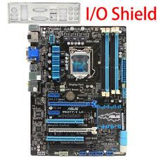 Motherboard for ASUS P8Z77-V LK Intel Z77 LGA1155 DDR3 I/O Shield