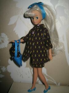 Mary Quant Daisy doll, re root, new outfit , shoes