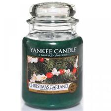 Christmas Large Scented Candles Lights