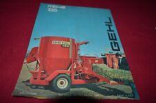 Gehl 135 100 Grinder Mixer Dealer Brochure DCPA8