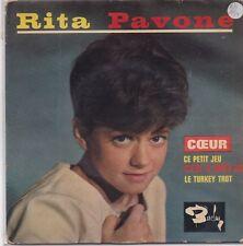 Rita Pavone-Coeur Vinyl EP single