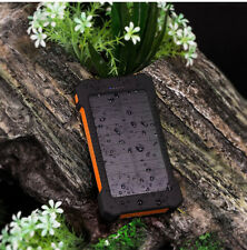 900000mAh Waterproof Solar Power Bank External Battery Charger For Mobile Phones