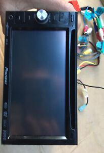 Pioneer AVIC-D3 Double Din CD/DVD Stereo,navigation GPS