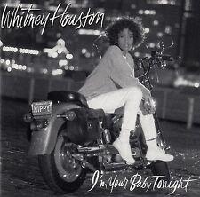 Whitney Houston: i 'm Your Baby Tonight/CD (Arista Records 261 039)